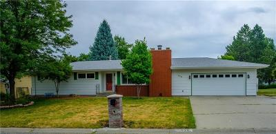 Billings MT Single Family Home For Sale: $259,000