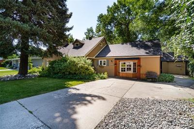 Billings MT Single Family Home For Sale: $235,000
