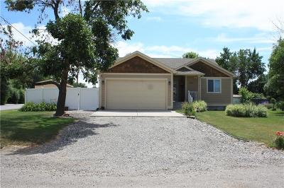 Billings MT Single Family Home For Sale: $254,000