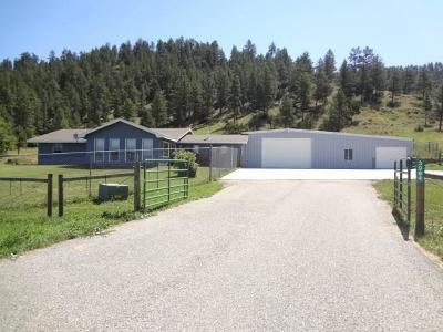 Columbus MT Single Family Home Contingency: $289,000
