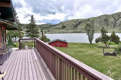 Single Family Home For Sale: 4360 Guffy's Cove Rd, Helena