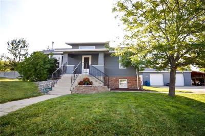 Single Family Home For Sale: 16725 Montana Avenue