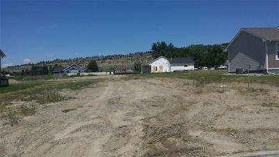 Billings MT Residential Lots & Land For Sale: $64,000