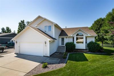 Billings MT Single Family Home Sold: $339,000