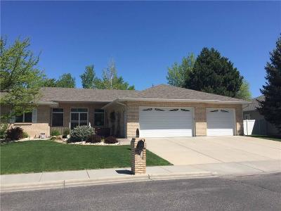 Billings Single Family Home For Sale: 2473 Eastridge Drive