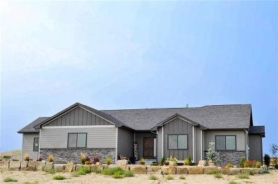 Single Family Home For Sale: 1619 Walker Lane