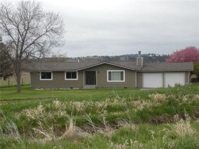 Single Family Home For Sale: 4946 McGirl Rd