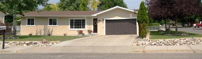 Single Family Home Contingency: 1447 Cheryl Street