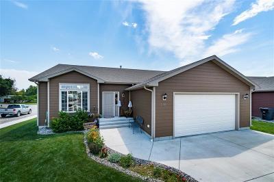 Single Family Home For Sale: 1138 Pumpkin Cove
