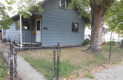 Single Family Home For Sale: 241 N 4th Ave