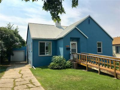 Single Family Home Contingency: 512 Custer Avenue