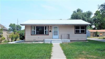 Single Family Home For Sale: 511 S 31st Street