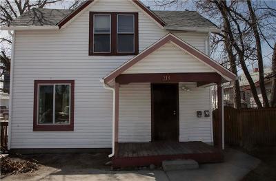 Multi Family Home For Sale: 218 N 23rd Street