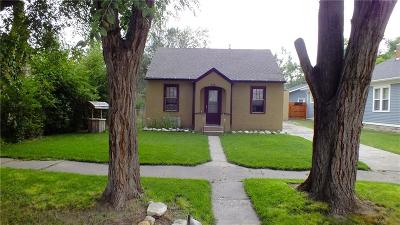 Single Family Home For Sale: 424 E 2nd Avenue N