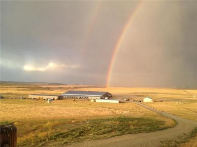 Billings Farm & Ranch For Sale: 7800 Shorey Road