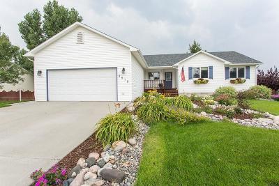 Billings Single Family Home Contingency: 3518 Pebble Brook Drive