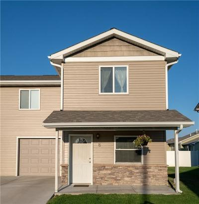 Billings Condo/Townhouse For Sale: 903 Lynch Drive #8