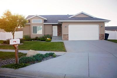 Single Family Home Contingency: 1327 Sierra Granda Boulevard