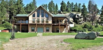 Single Family Home For Sale: 4324 Us Highway 87 S