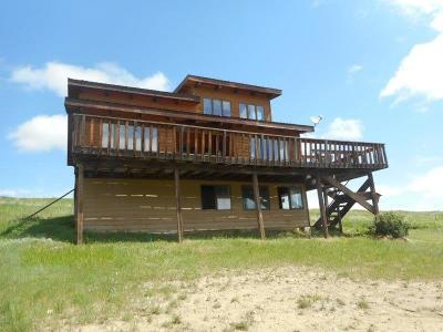 Red Lodge MT Single Family Home For Sale: $100,000