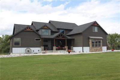Billings Single Family Home For Sale: 4835 Saunders Lane