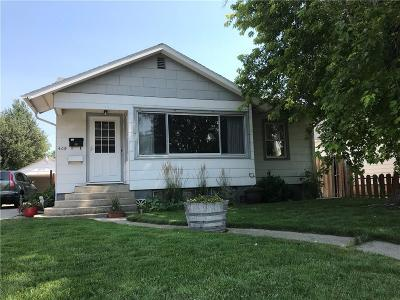 Single Family Home Contingency: 409 S 39th Street