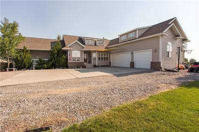 Billings Single Family Home For Sale: 8455 Black Marlin Drive