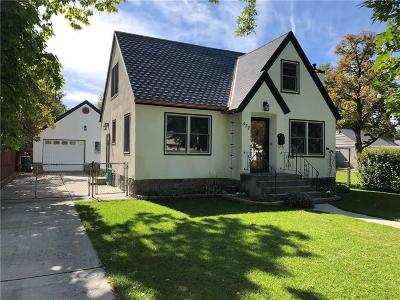 Single Family Home For Sale: 532 Wyoming Avenue
