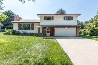 Single Family Home For Sale: 2326 Miles Avenue