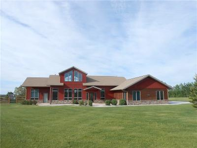 Red Lodge MT Single Family Home Contingency: $449,000