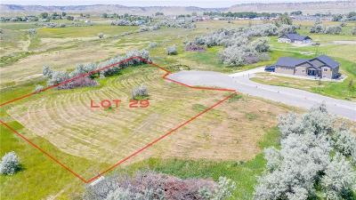Billings Residential Lots & Land For Sale: 6538 Chimney Rock Drive