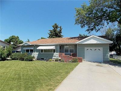 Billings MT Multi Family Home For Sale: $225,000