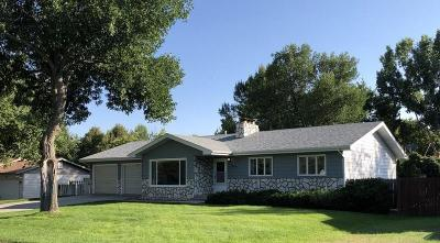 Billings MT Single Family Home For Sale: $274,900