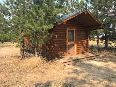 Single Family Home For Sale: Nhn Dry Hole Trail