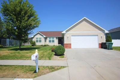 Billings MT Single Family Home For Sale: $209,900