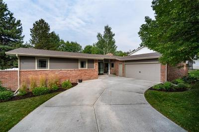 Billings Single Family Home Contingency: 2920 Radcliffe Dr