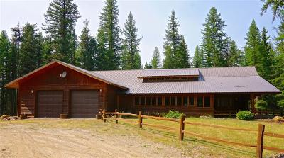 Single Family Home For Sale: 6388 Hwy 83 N, Condon
