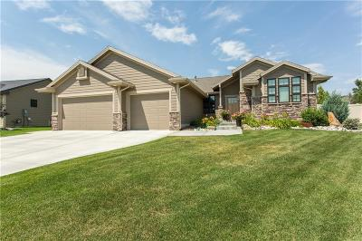 Billings MT Single Family Home For Sale: $549,500