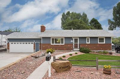 Billings MT Single Family Home For Sale: $279,900