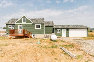 Single Family Home For Sale: 7447 Burlington Avenue