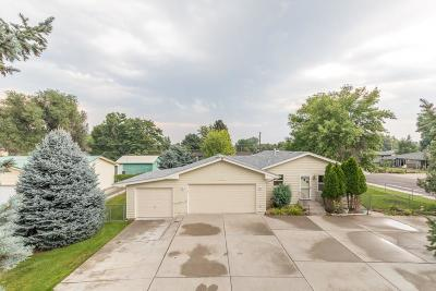 Billings Single Family Home For Sale: 1803 Bannack Drive