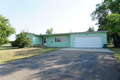 Single Family Home Contingency: 16731 Iowa Avenue
