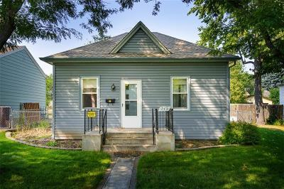 Billings MT Single Family Home Contingency: $166,000