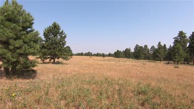 Musselshell County Residential Lots & Land For Sale: North Canyon Drive