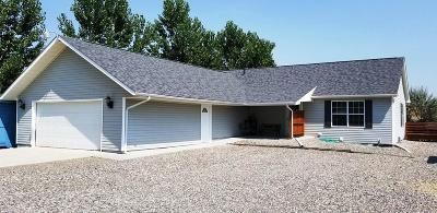 Billings MT Single Family Home For Sale: $348,000