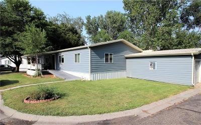 Billings MT Single Family Home For Sale: $69,900