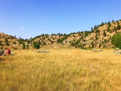 Yellowstone County Residential Lots & Land For Sale: 25 Canyon Creek Rd