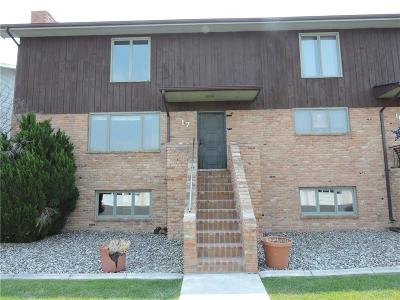 Billings MT Condo/Townhouse For Sale: $187,900