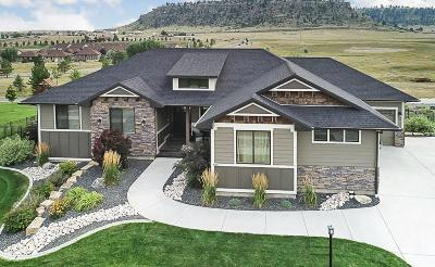 Billings MT Single Family Home For Sale: $529,900