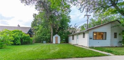 Billings MT Single Family Home For Sale: $105,000